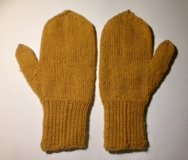 Handschuhe Gr. 3-4