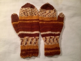 Handschuhe Gr 4 bis 5